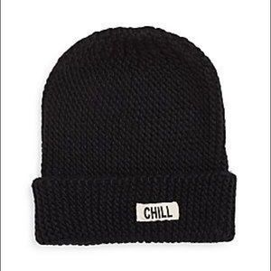 Saks Fifth Avenue Chill Out Knit Beanie